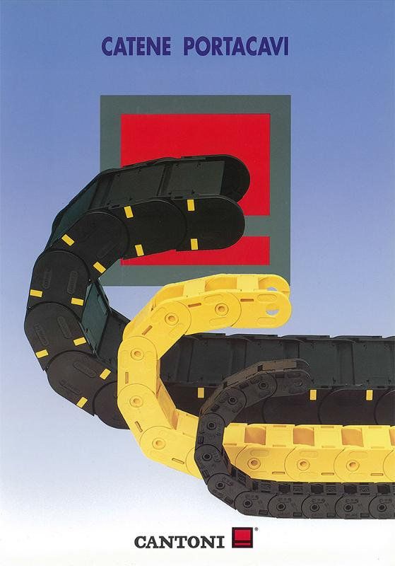 Catene e portacavi - Accessori e Componenti per l'Industria