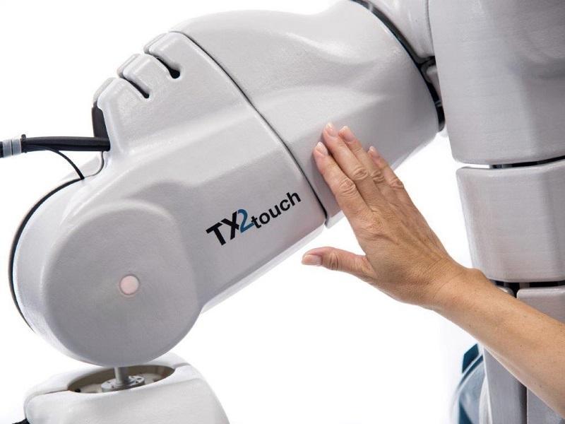 POWER Cobot-Baureihe TX2touch -