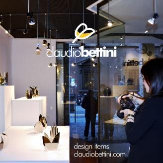 Claudio Bettini centrotavola moderno - Claudio Bettini centrotavola moderno soprammobile elegante