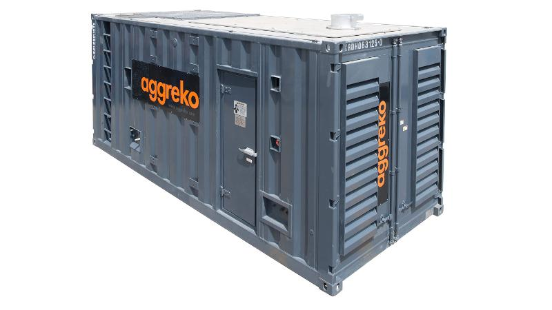 Generatori A Gasolio Da 800 Kvav - Noleggio Gruppi Elettrogeni