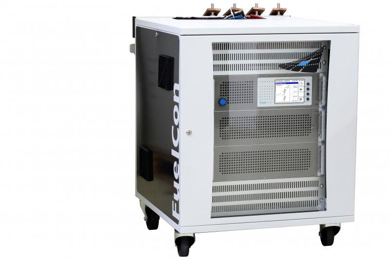 Impedance Spectrum Analyzer - Diagnostic Tool for Fuel Cell and Battery Research