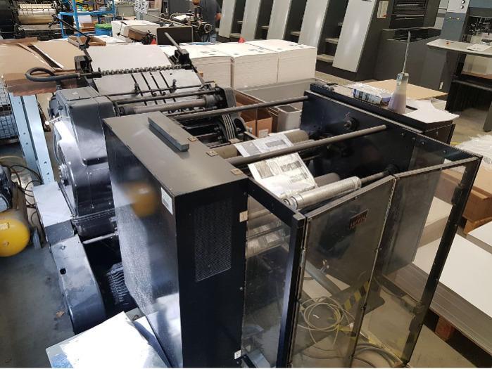 Heidelberg KSB Hotfoil - Used Machine