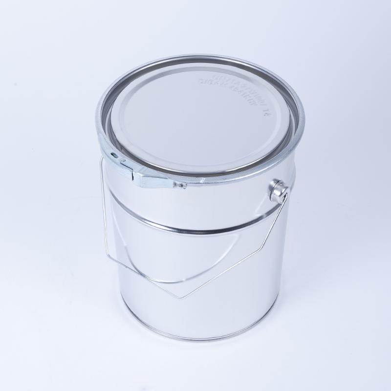 Eindrückdeckeleimer 5 Liter, UN, Höhe 227mm - Artikelnummer 450000314000