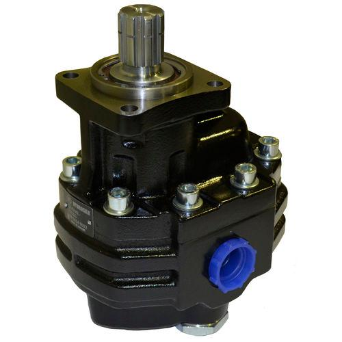 Gear pumps for trucks