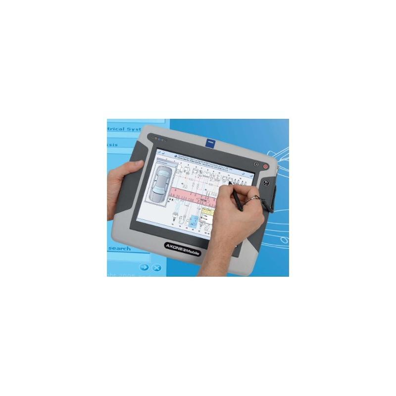 Diagnoseapparaat Texa Axone 3 Mobile - Diagnose en emissie