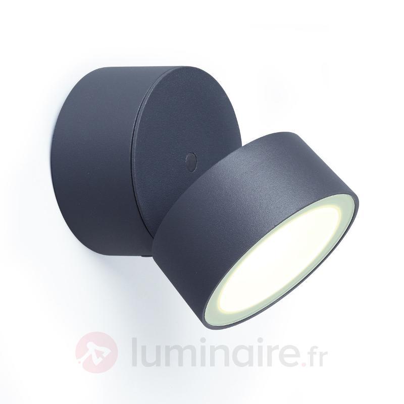Applique d'extérieur LED inclinable Trumpet - Appliques d'extérieur LED