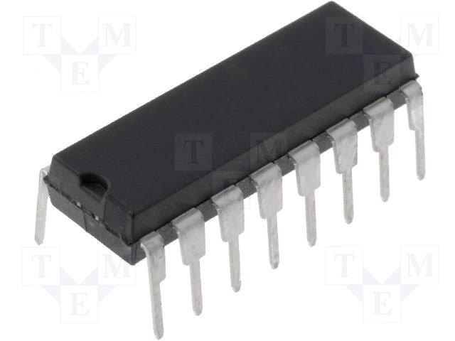 TEXAS INSTRUMENTS CD4522BE - null