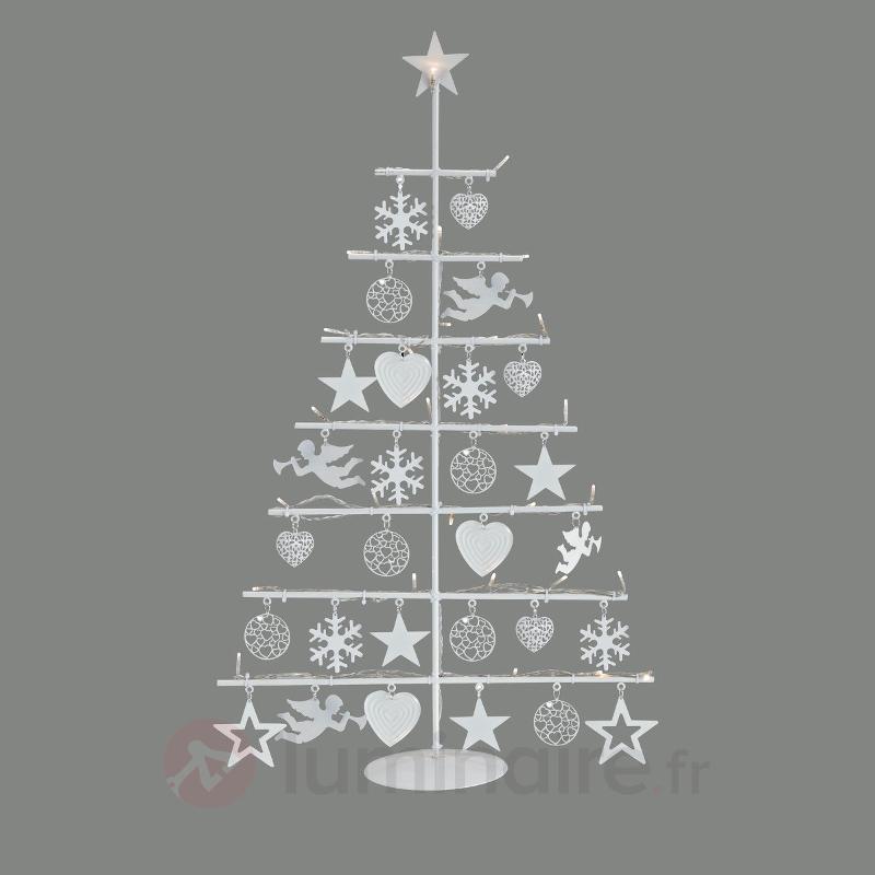 Lampe décorative LED HELGA 76 cm - Décorations de Noël LED d'intérieur