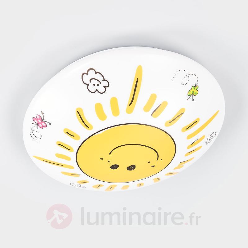 Plafonnier rayonnant Sunny - Chambre d'enfant