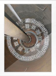Энергосберегающий модуль (ЭСбМ) - Внутренняя оснастка камерного насоса