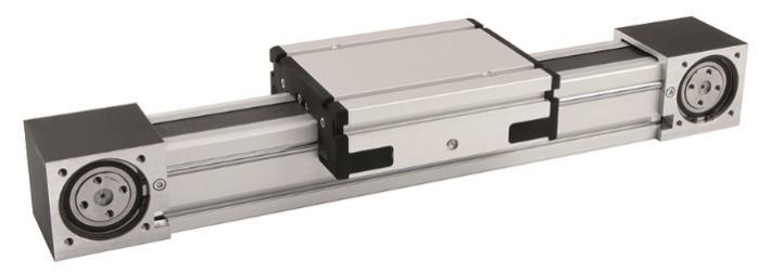 RK MonoLine - Roller guide linear actuator