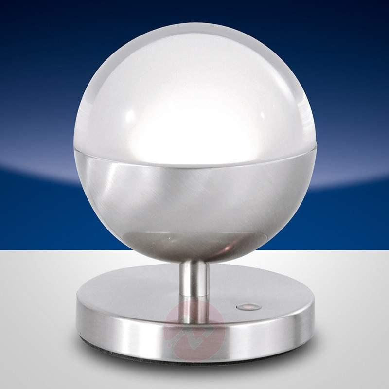 Melville LED Table Light Touch Dimmer Spherical - Table Lamps