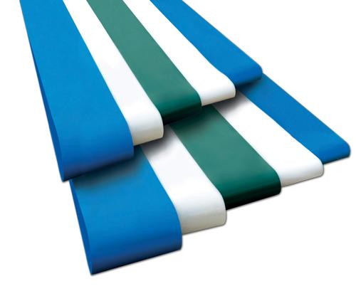 Conveyor belts - Monomaterial conveyor belts