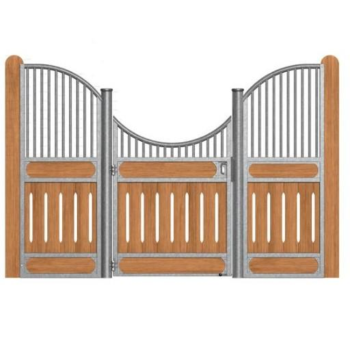 Horse Barn Stall Fronts - Customize Design European Style Horse Stall/Stable