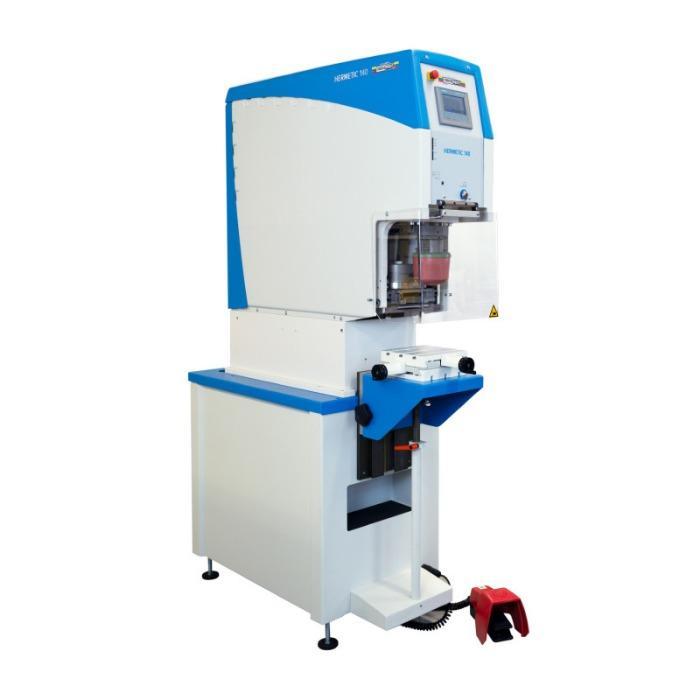 HERMETIC Serie de máquinas de tampografía - Máquina de tampografía con accionamiento electromecánico
