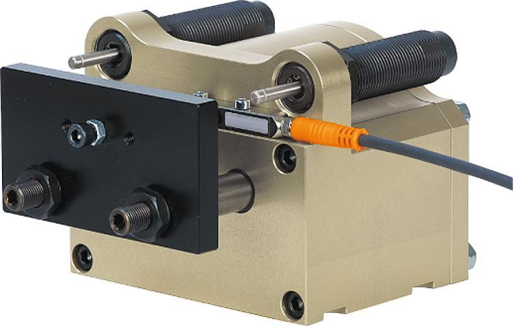 Butée de position intermédiaire pour module 20064-029 - Système de manipulation pneumatique