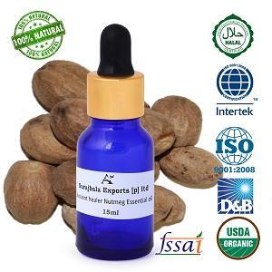 Ancient healer Nutmeg oil 15ml - Nutmeg essential oil