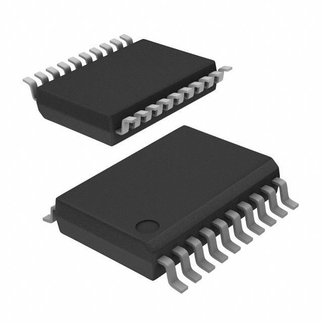 IC DECODER MS SERIES 20-SSOP - Linx Technologies Inc. LICAL-DEC-MS001