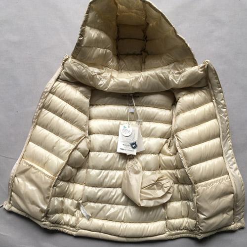 Kids' down coat Fur Hooded Winter -