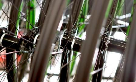 Montage von Laufrädern für Fahrräder - Produkte auf hohem Niveau