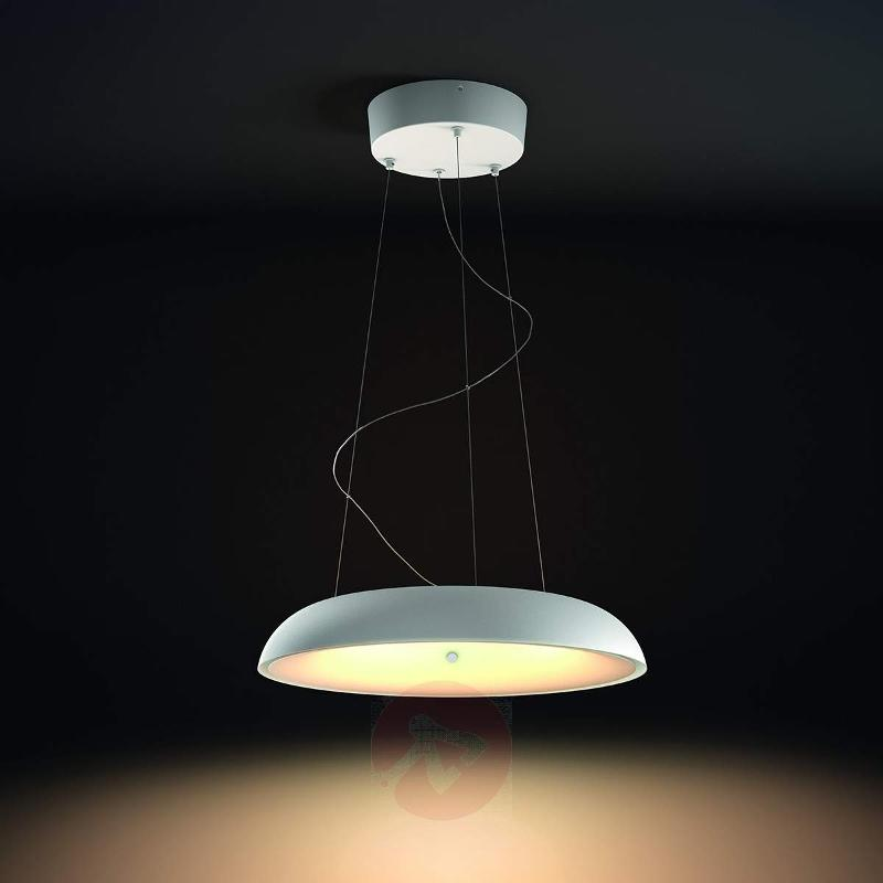 Philips Hue LED hanging light Amaze in white - Pendant Lighting