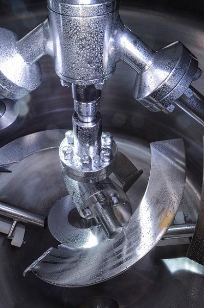 Tecnologia dei miscelatori - per apparecchiature di bollitura industriali e dispositivi di raffreddamento