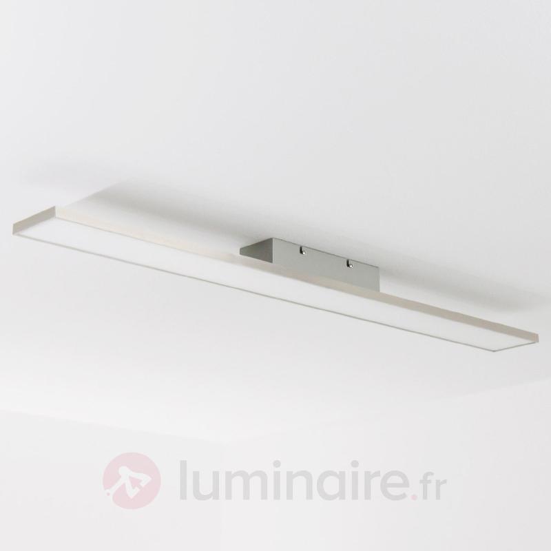 Plafonnier à panneau LED oblong Rory, 100 cm - Plafonniers LED