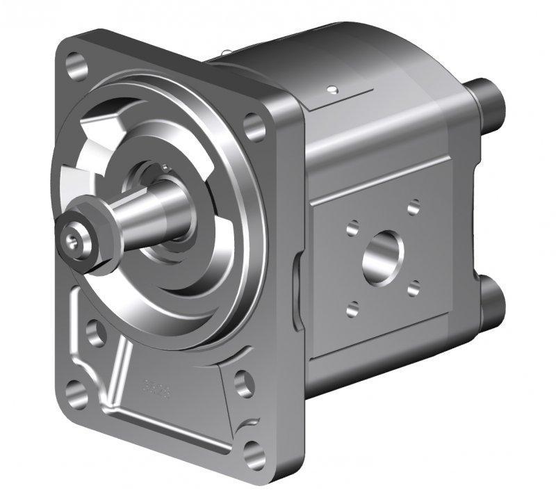 Moteurs à roue dentée haute pression KM 1 - avec compensation axiale hydraulique