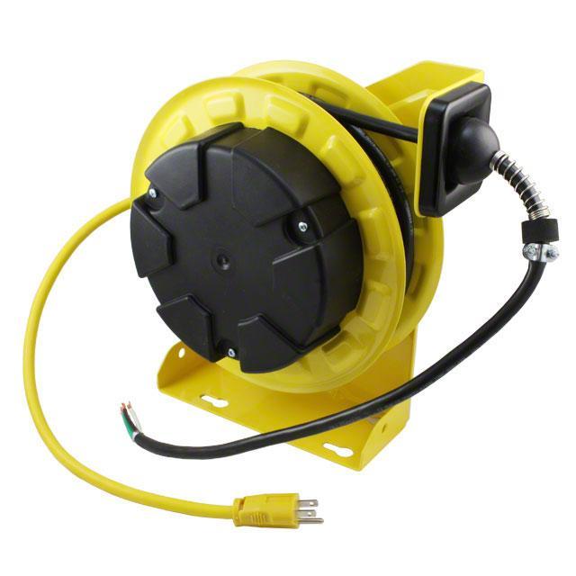 CORD REEL 35' 12-3 NO HAND LAMP - Molex, LLC 1300910085