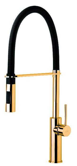 Miscelatore Lavello Luxury Professional  - Miscelatore Lavello Luxury Professional