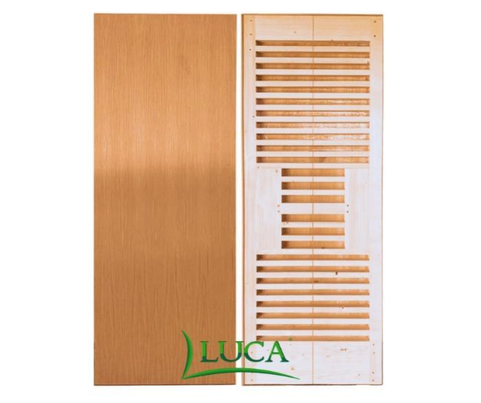 LUCA Infinity ™️ - Wooden Interior Door