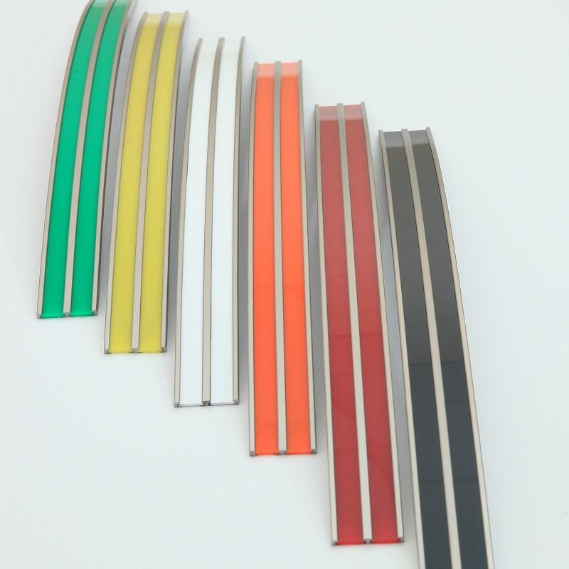 Colored Plexiglass Oven / Refrigerator Handles - Plexiglass Oven Door Handles Colored Oven Door Pull Handles Any Colour