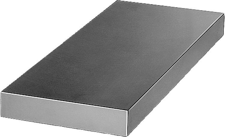 Large plat Fonte grise et aluminium - Eléments de base