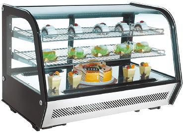 Leylak (Glass Cake Display Cabinet) - Leylak 120 & Leylak 160