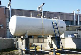 impianto di aspirazione Atex e Impianto rilevazione gas