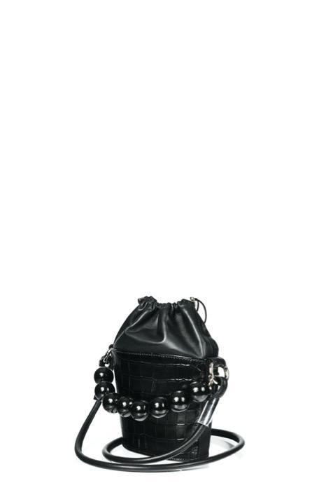 Basket Bag L - Torba skórzana