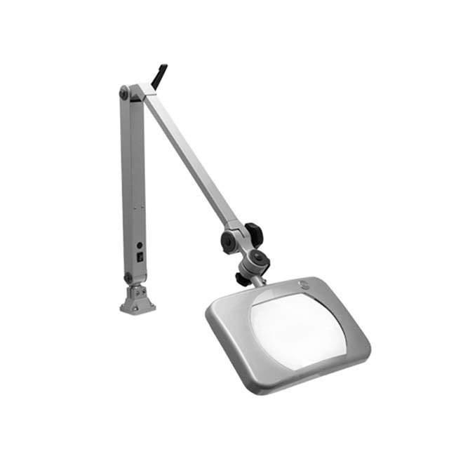 LAMP MAGNIFIER 2.25X LED - Aven Tools 26505-DSG-LED