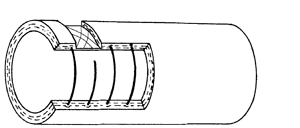Outrigger hose - Environment