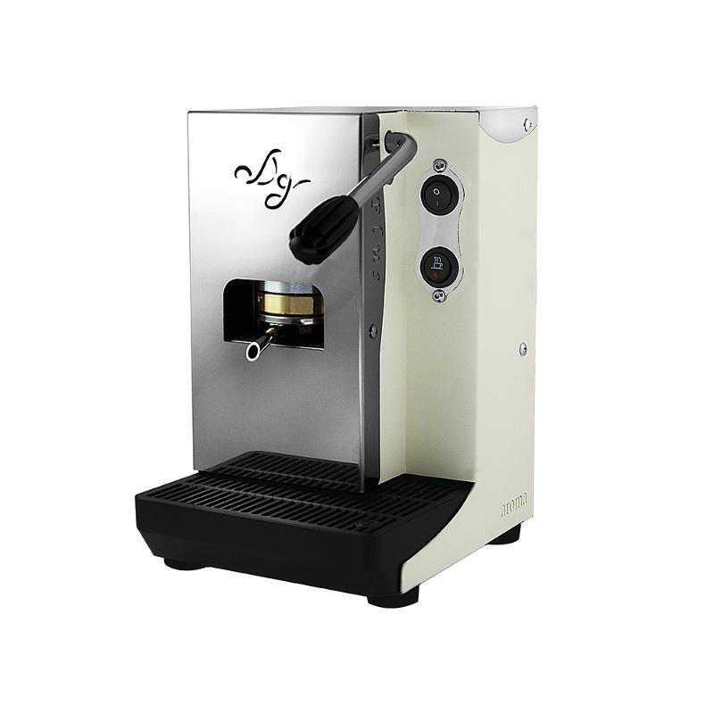 Macchine a Cialde Aroma Plus Colore Bianco 50 Cialde Omaggio - Aroma Plus