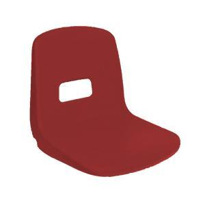 Pre-school Chairs Luna   Dora   Sole   Olga   S100 - Red P032U