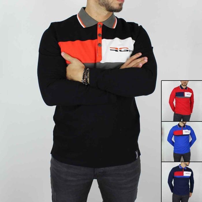 Grossista Licencia Maglietta a maniche lunghe RG512  - Maglietta a maniche lunghe