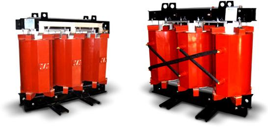 CAST RESIN ( DRY TYPE ) TRANSFORMERS - null