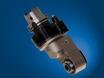 Offset spindle, machining in narrow spaces, and excellent results in milling ope - TAO13.P