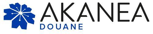 AKANEA DOUANE - Solution web sécurisée et certifiée pour la gestion des procédures douanières