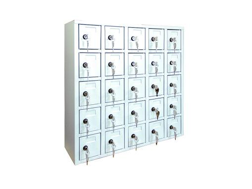 Safe deposit lockers - null