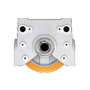 Bloque de rueda Demag - LRS series - Sin trabajo de diseño, quedará como hecho a medida - Bloque de rueda Demag - LRS