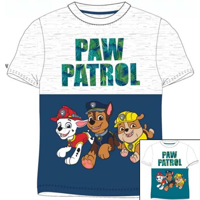 Importador de stock Europa Camiseta Nickelodeon Paw Patrol - Camiseta y Polo de manga corta