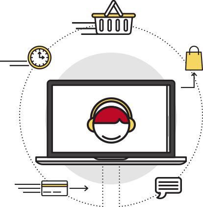 relation client dans l'e-commerce