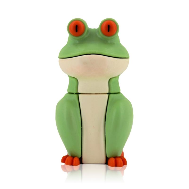 Cle USB Grenouille 2 Go