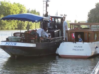 Pilotage bateau  - fluvial